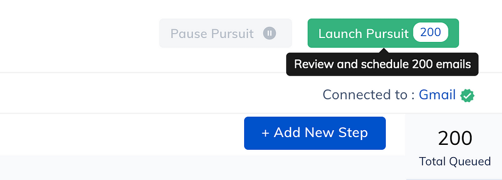 review and launch