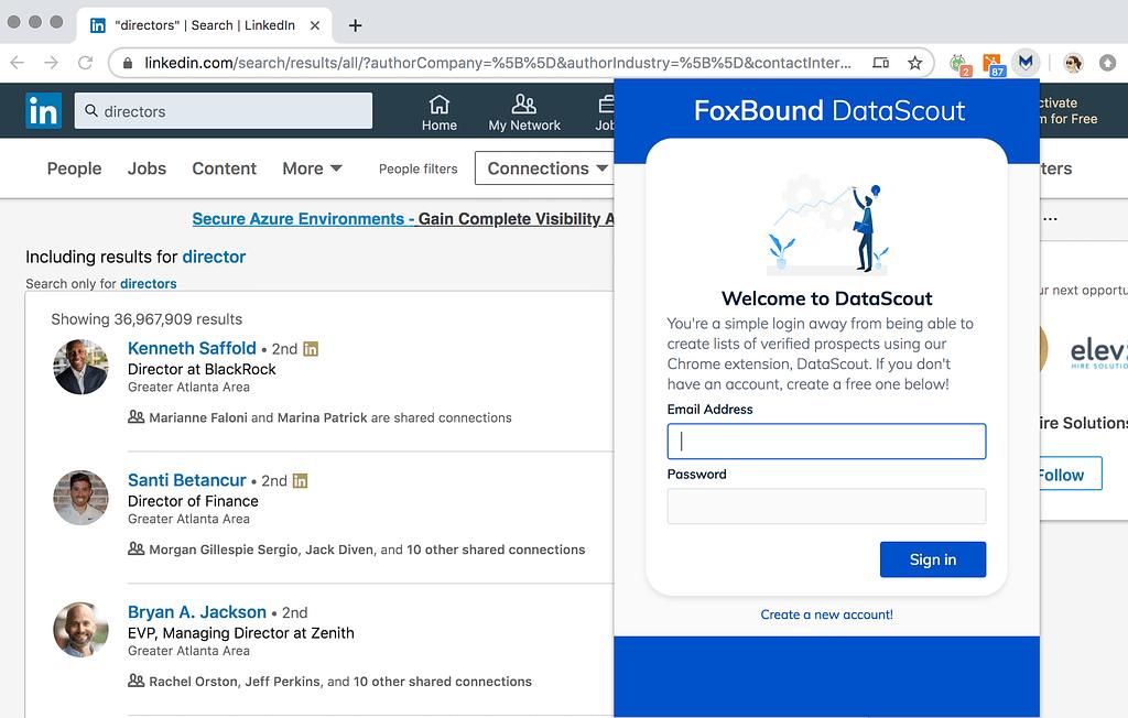 FoxBound added