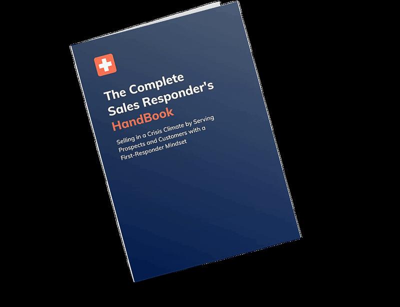 Complete Sales Responder's Handbook Cover