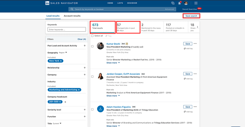 FoxBound Linkedin