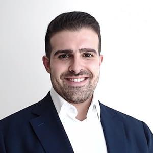 Zach Sergio, Co-Founder